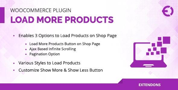 WooCommerce Create Load More Products with Ajax