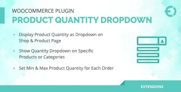 WooCommerce Dropdown Plugin