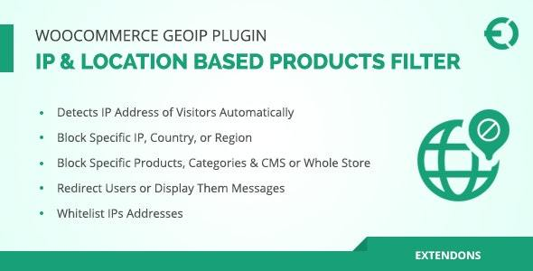 WooCommerce Geolocation Plugin