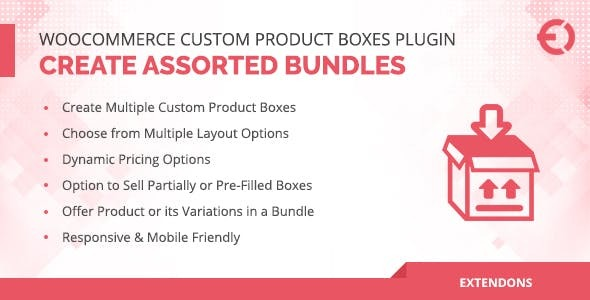 WooCommerce Custom Product Boxes