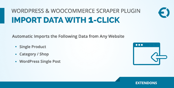 WooCommerce Scraper Plugin
